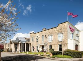 Mercure York Fairfield Manor Hotel, hotel in York