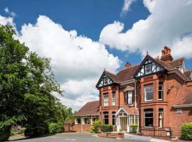 Mercure Bewdley The Heath Hotel, hotel in Kidderminster