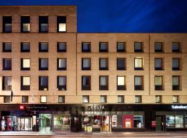 ibis Edinburgh Centre South Bridge – Royal Mile, hotel v destinaci Edinburgh