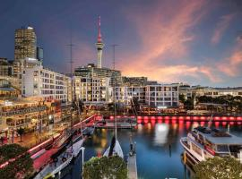 The Sebel Auckland Viaduct Harbour, hotel en Auckland