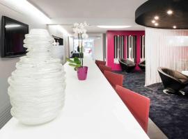 ibis Styles Hotel Brussels Louise, hotel in Elsene / Ixelles, Brussels