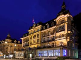 Hotel Royal St Georges Interlaken Mgallery by Sofitel, hotel in Interlaken