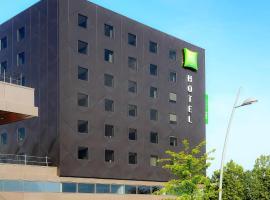 ibis Styles Caen centre gare, hôtel à Caen
