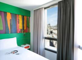 ibis Styles Montpellier Centre Comedie, accessible hotel in Montpellier