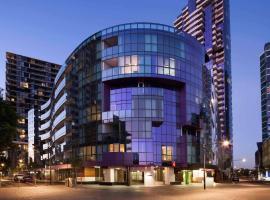 Dzīvoklis The Sebel Melbourne Docklands Melburnā