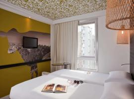 ibis Styles Paris Buttes Chaumont, hotel near Corentin Cariou Metro Station, Paris