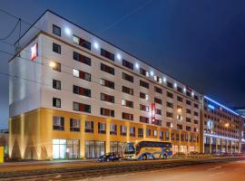 Ibis München City Arnulfpark, hotel in Neuhausen - Nymphenburg, Munich