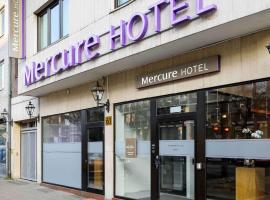 Mercure Hotel Düsseldorf Zentrum, hotel near Dusseldorf International Airport - DUS,