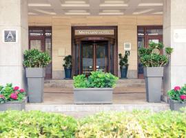 Mercure Catania Excelsior, hotelli Cataniassa