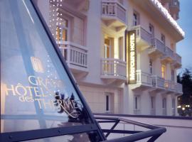 Mercure Brides Les Bains Grand Hôtel des Thermes, hôtel à Brides-les-Bains