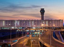 Pullman Nanjing Lukou Airport, hôtel à Nankin
