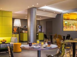 Aparthotel Adagio Geneve Saint Genis Pouilly, hotel in Thoiry