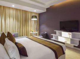 فندق نوفوتيل سويتس ديار الرياض، فندق في الرياض