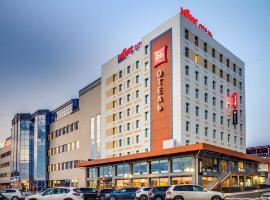 Ibis Cheboksary Center, hotel in Cheboksary
