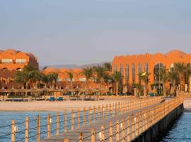 Novotel Marsa Alam, resort in Quseir