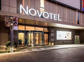 Novotel Xi'an SCPG, hotel near Xi'an Xianyang International Airport - XIY, Xi'an