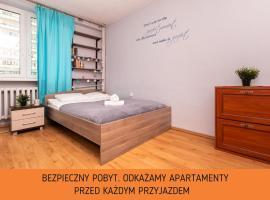 Little Home - Batorego 29, розміщення в сім'ї у Варшаві