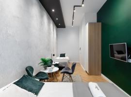Rainbow Apartments 3, hotel in Krakow