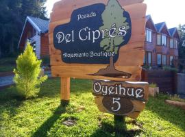 Posada del Ciprés, hotel in Villa La Angostura