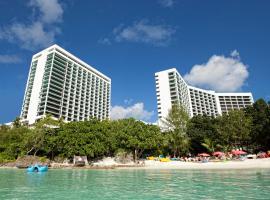 Guam Reef Hotel, hotel in Tumon