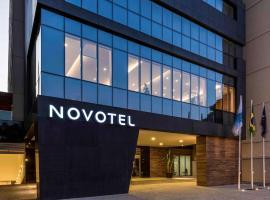 Novotel RJ Praia de Botafogo, hotel with jacuzzis in Rio de Janeiro