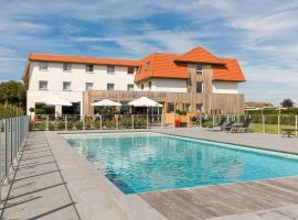 ibis De Haan, hotel in De Haan
