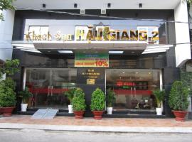 Hau Giang 2 Hotel, hotel near Ninh Kieu Footbridge, Can Tho