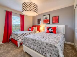 4 bedroom villa beautifully decorated, vacation rental in Kissimmee