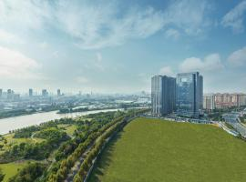 Doubletree By Hilton Suzhou Wujiang、蘇州市のホテル