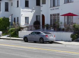 Wilshire Orange Hotel, B&B in Los Angeles