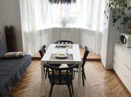Двухкомнатная квартира в сердце города, hotel near Yekaterinburg Theater for Young Spectators, Yekaterinburg