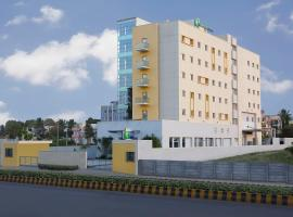 Holiday Inn Express Nashik Indira Nagar, room in Nashik
