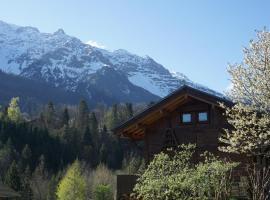 "Chalet Indépendant "" L'anfian-ne"", hotel near Loyers Ski Lift, Les Contamines-Montjoie"