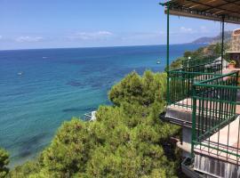 Casa sul mare Acciaroli, villa in Acciaroli