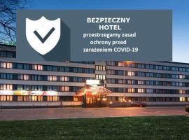 Hotel Mazowiecki – hotel w Łodzi