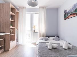 Novomiejska 17, apartment in Lublin