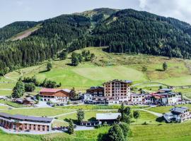 Familienresort Ellmauhof - das Feriengut, hotel in Saalbach Hinterglemm