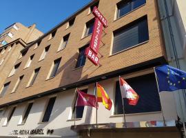 Hotel Reina Isabel, hotel in Medina del Campo