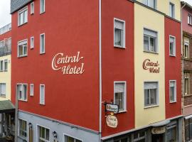 Central-Hotel, Hotel in Traben-Trarbach