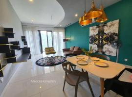 Arte-S 3B2R •USM •SPICE, hotel with pools in Gelugor
