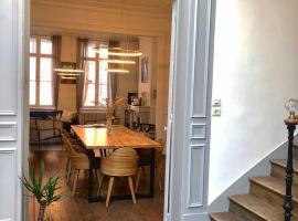 Ginkgo Maison d'hôtes, B&B in Amiens