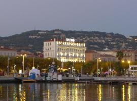 Hotel Splendid, boutique hotel in Cannes