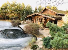 Mini-hotel Tayezhny, holiday home in Ramenskoye