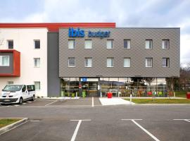 ibis budget Geneve Saint Genis Pouilly, hotel near European Council for Nuclear Research, Saint-Genis-Pouilly