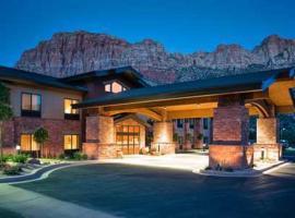Hampton Inn & Suites Springdale/Zion National Park – hotel w mieście Springdale