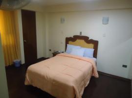 Hotel Panamericano, hotel near Estadio Alberto Gallardo, Lima