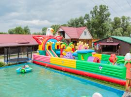 Айская долина, hotel with pools in Katun