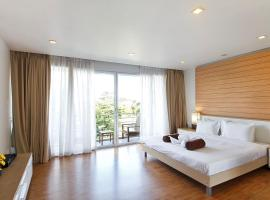 A2 Apartmen The Park Choeng Mon, hotel in Koh Samui