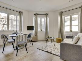 351 Suite Jean Yves Great Studio PMR Paris, διαμέρισμα στο Παρίσι