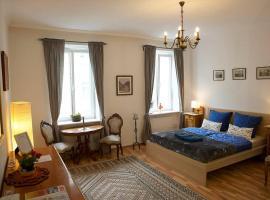 Salzburg Central Sunny Quiet 3 Bedroom, apartment in Salzburg